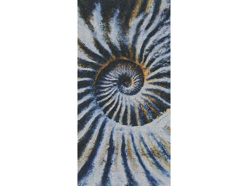 Glass mosaic SPIRALE by Mutaforma