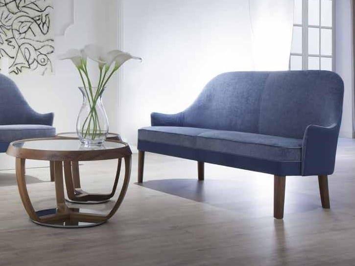 2 seater fabric sofa SPIRIT 404 | Sofa by Tonon