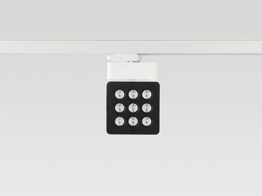 LED Track-Light SPLYT 16X | Track-Light by Reggiani