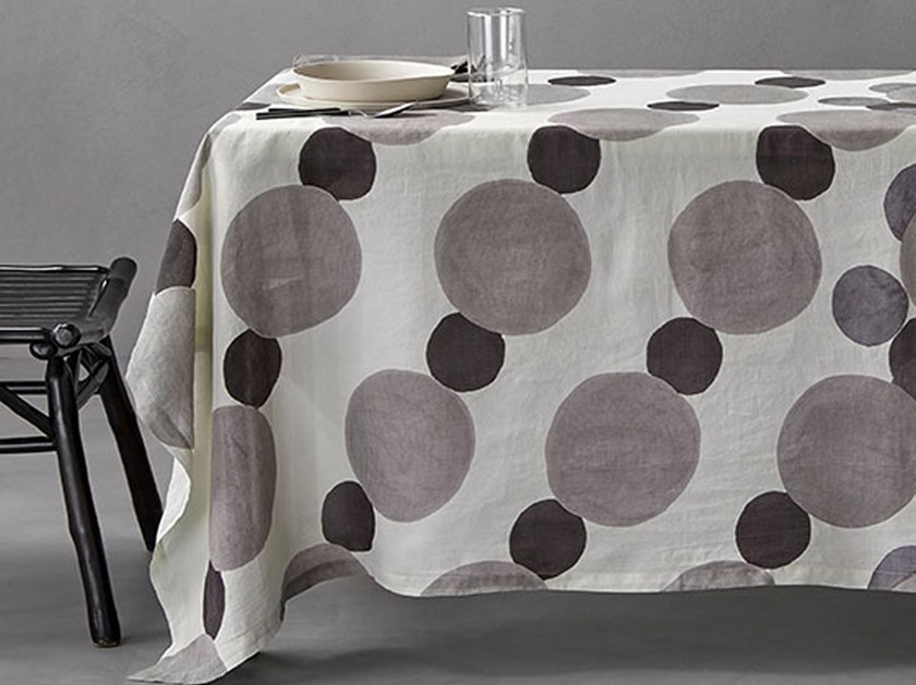 Manila hemp tablecloth SPOT 2 by Society Limonta