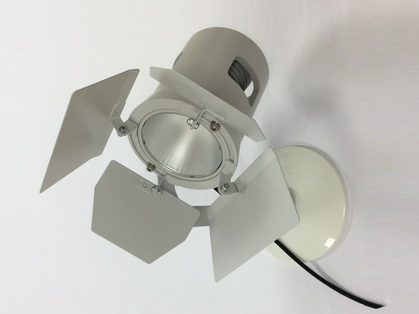 LED Moving Head wall-mounted aluminium SPOT LED SP by Melloncelli