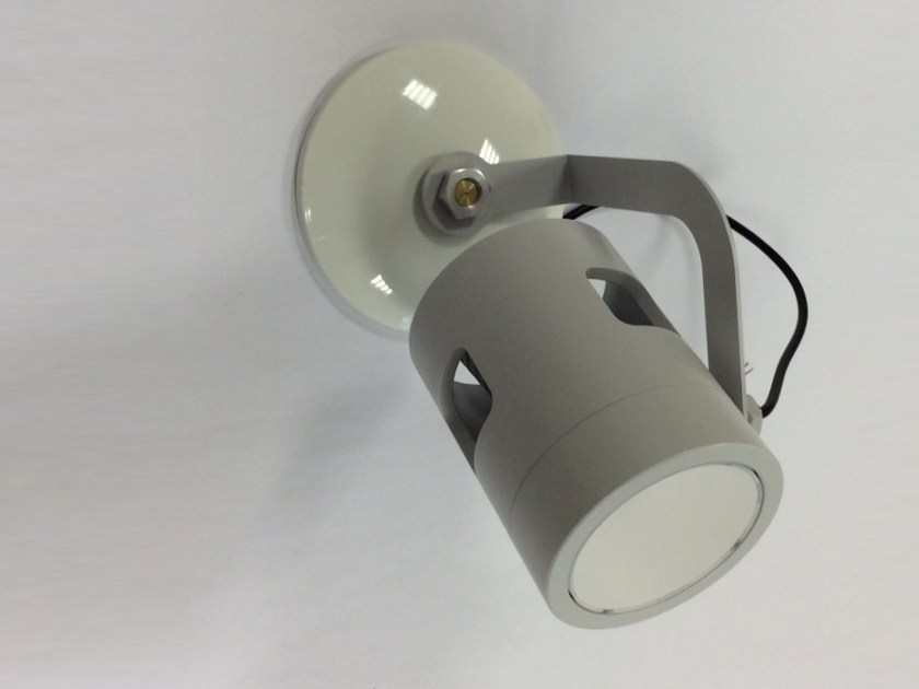 LED Moving Head wall-mounted aluminium SPOT LED SS by Melloncelli