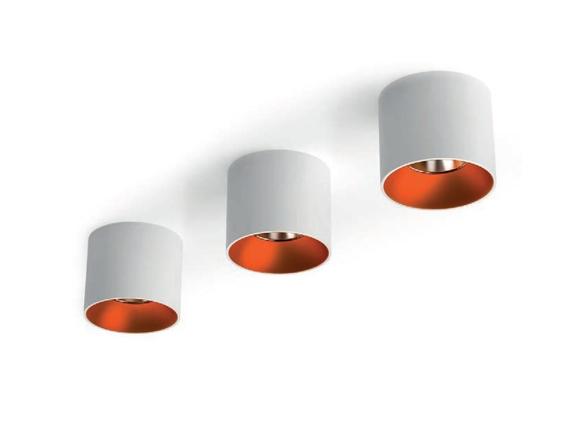 Ceiling aluminium spotlight BIMO+ 25S by LED BCN