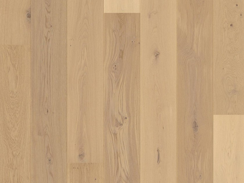 Brushed oak parquet SPRING OAK by Pergo