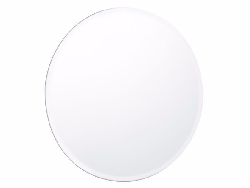 Round wall-mounted bathroom mirror SPUN22B   Mirror by Fir Italia