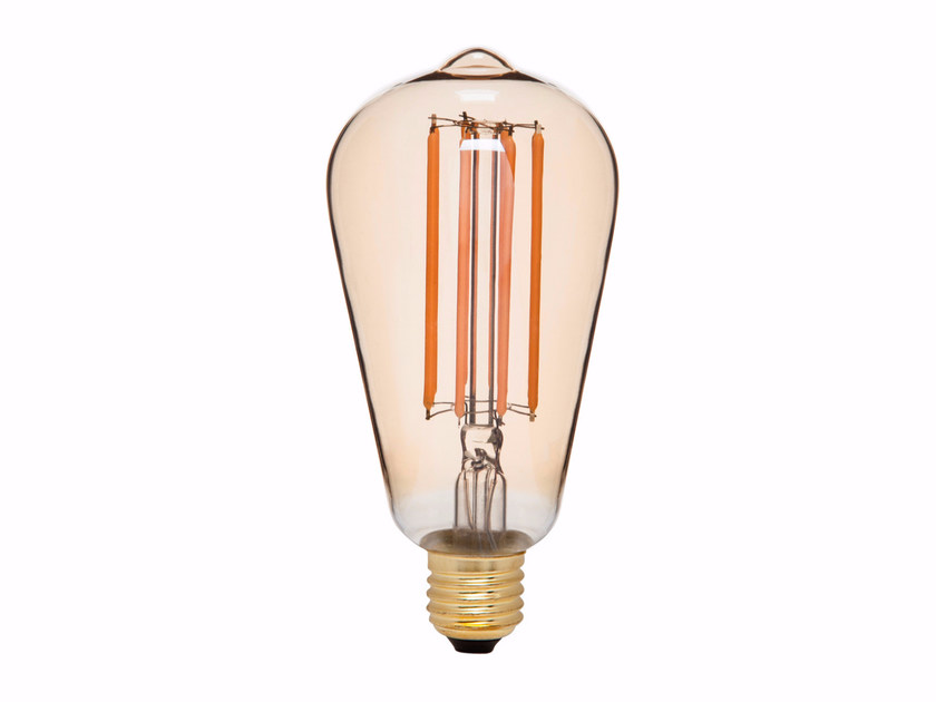 LED energy-saving light bulb SQUIRREL CAGE by tala