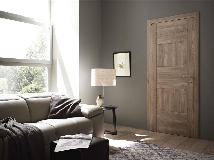 Laminate door SQUARE by Door 2000
