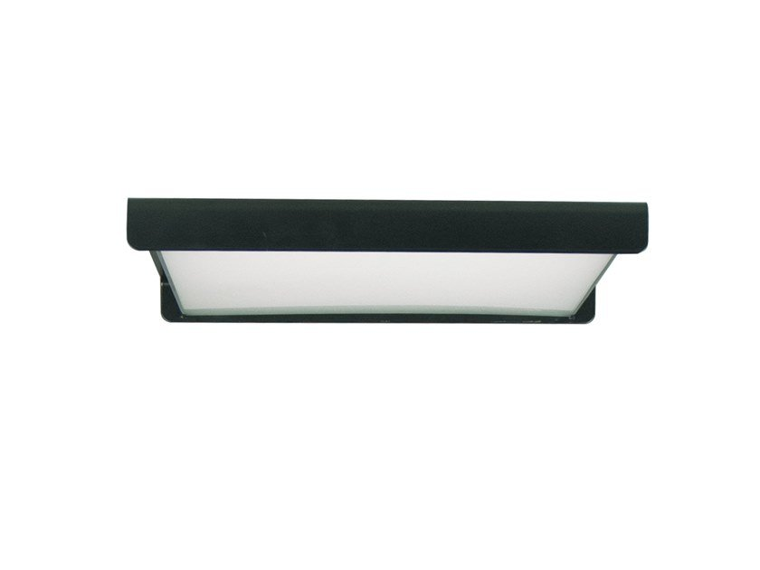 LED PMMA ceiling light SQUARE by Inventive