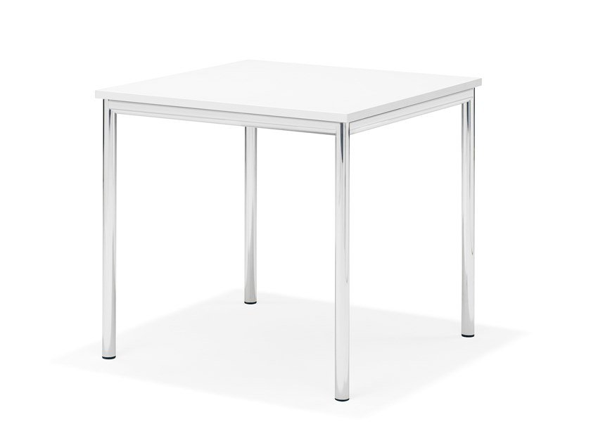 Square meeting table ZETA | Square meeting table by Casala