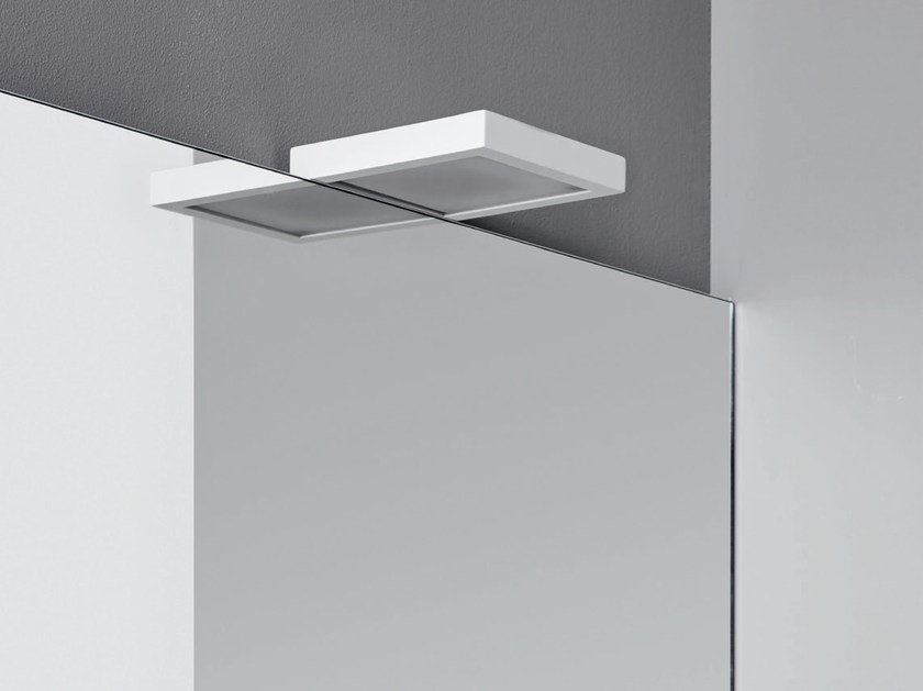 LED wall lamp SQUARE by Rexa Design