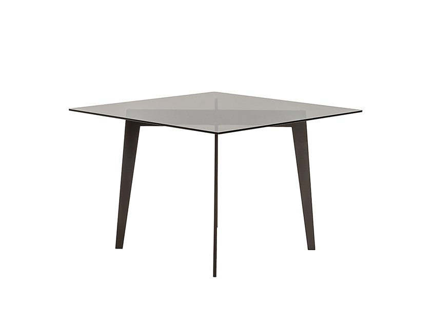 MOOD | Quadratischer Tisch Kollektion Mood By Braid Design Carlo Colombo