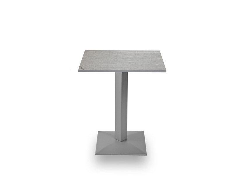 Square garden table FLAT | Square table by Garden Tech