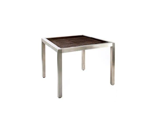 Tavolo da pranzo quadrato SOFITEL | Tavolo quadrato by 7OCEANS DESIGNS