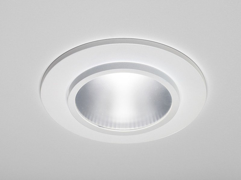 LED round recessed spotlight ST 120 R by PURALUCE