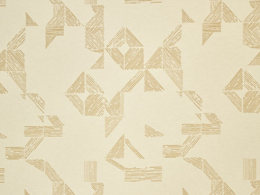 Jacquard viscose upholstery fabric STACCATO by Dedar