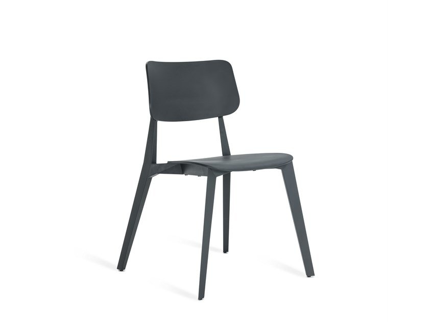 Stackable chair STELLAR | Stackable chair by TOOU