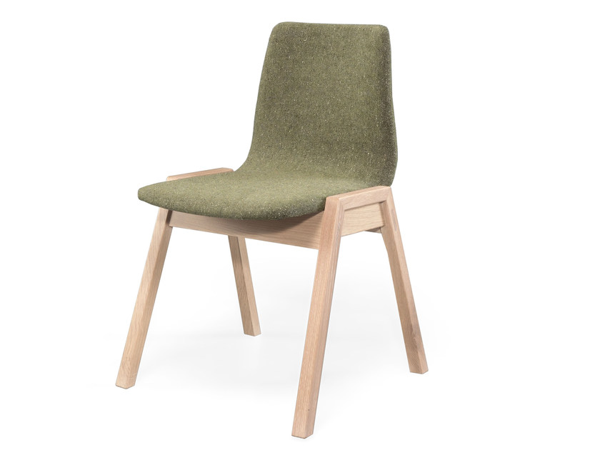 Stackable chair PENSIL | Stackable chair by Wewood