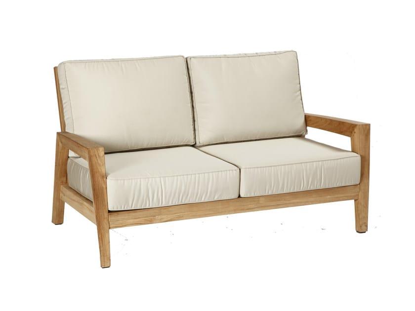 2 seater fabric sofa STAFFORD | Sofa by Les jardins