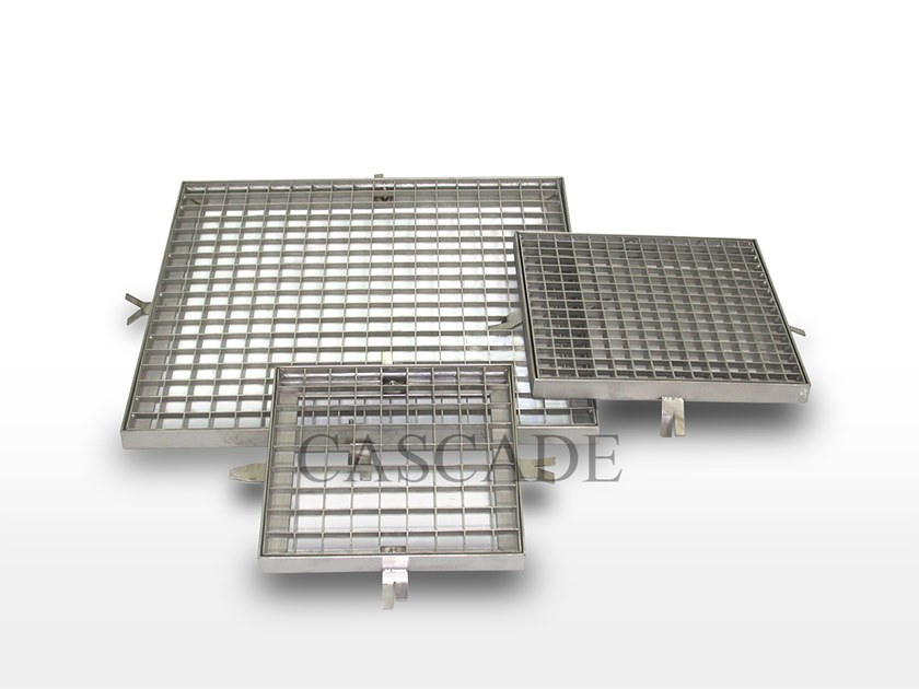 Accessory for fountain Stainless steel grills by CASCADE