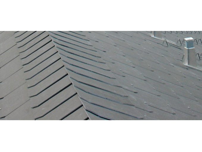 Metal sheet and panel for roof Stainless Steel by Mazzonetto