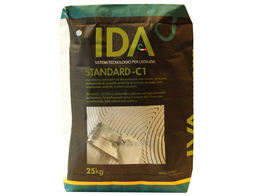 Cement adhesive for flooring STANDARD - C1 by IDA