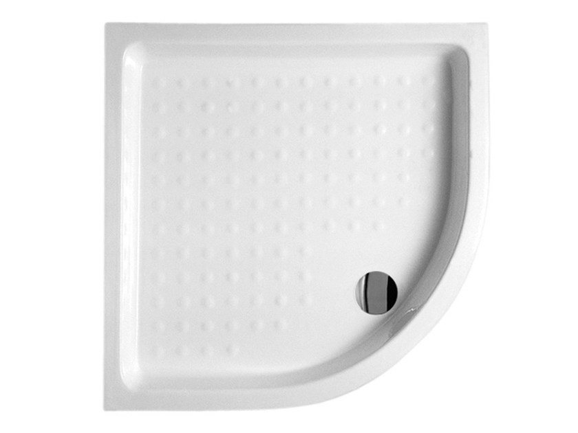 COMINO | Square shower tray Comino Collection By Olympia Ceramica