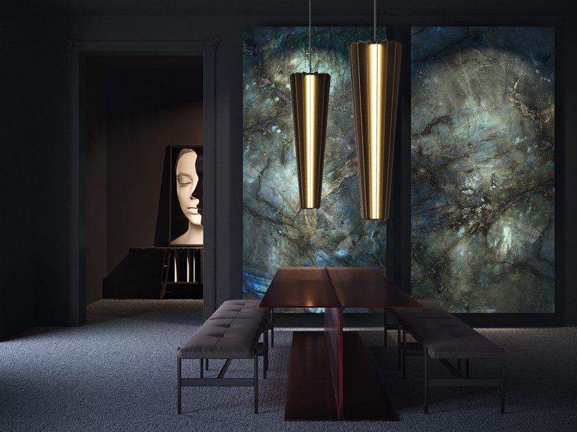 Decorative panel STARDUST by Tecnografica Italian Wallcoverings