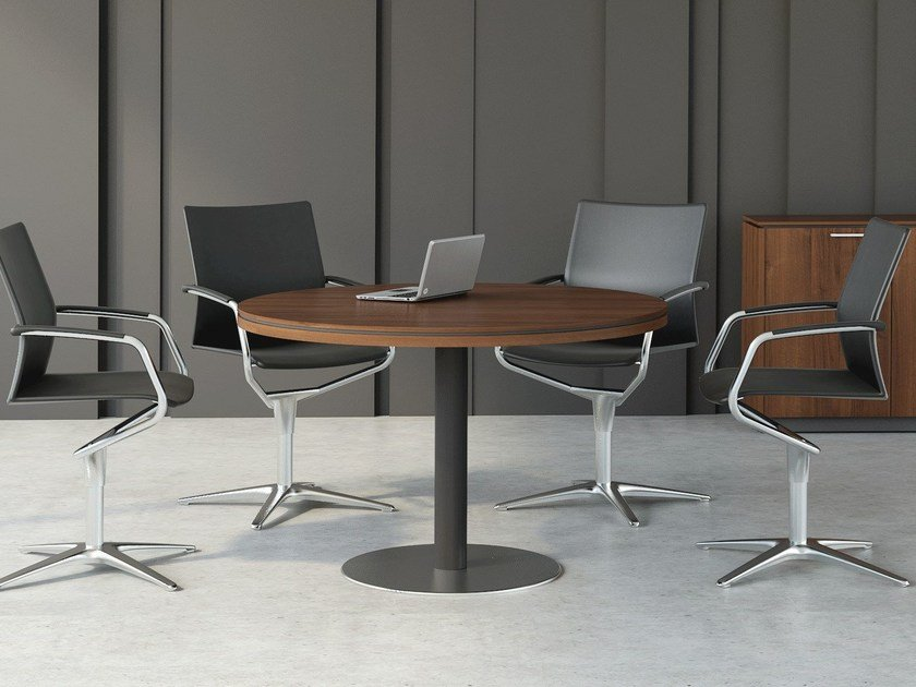 Round Meeting Table Status Archiproducts
