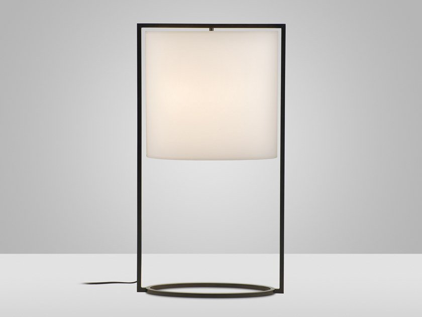 Direct light steel table lamp STEEMAN | Table lamp by Kevin Reilly Collection