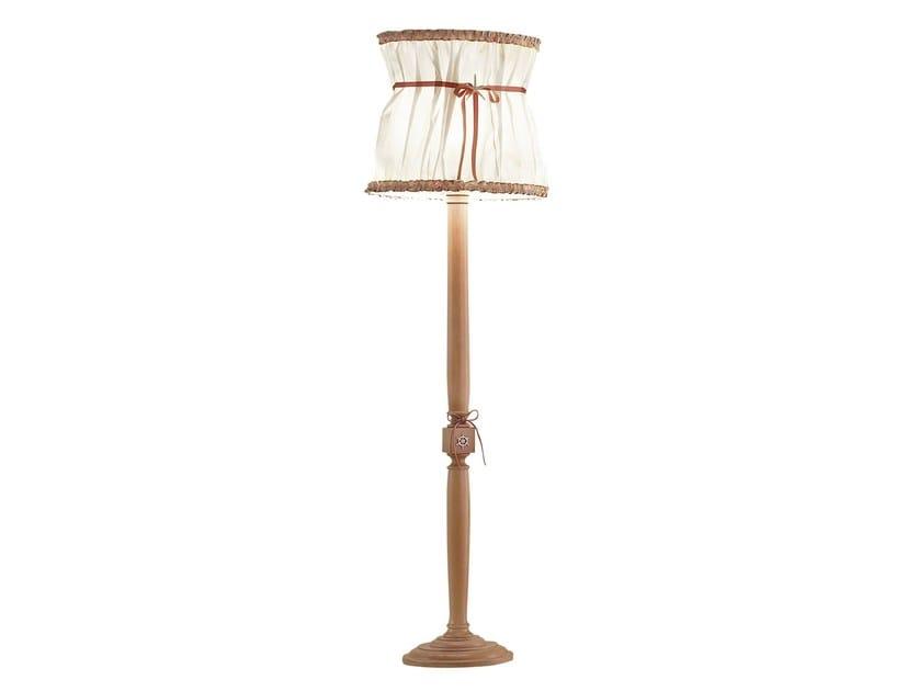 Wooden floor lamp for children's bedrooms STELLA MARINA | Floor lamp for children's bedrooms by Caroti