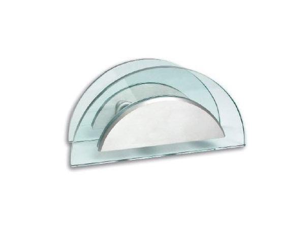 Maniglia per box doccia in acciaio e vetro STELLA by Nuova Oxidal