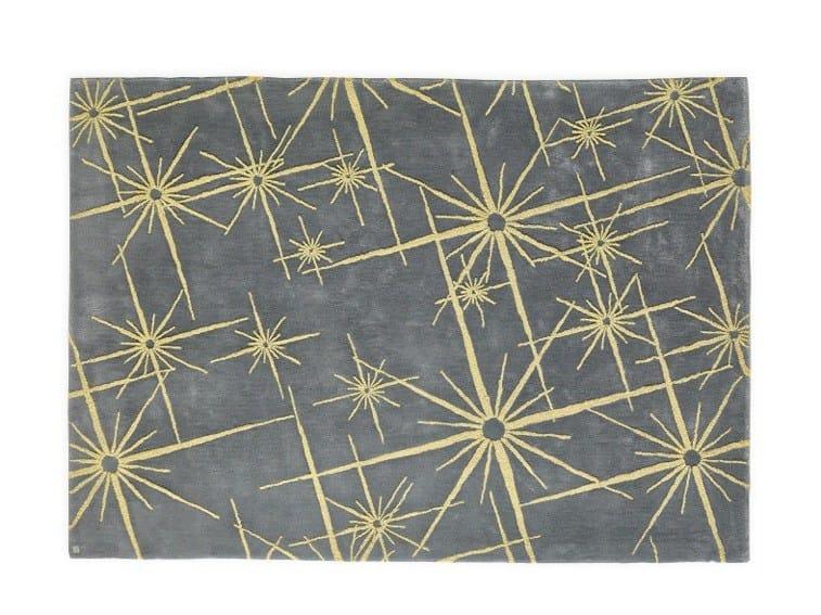 Patterned rug STELLA by OT Oliver Treutlein