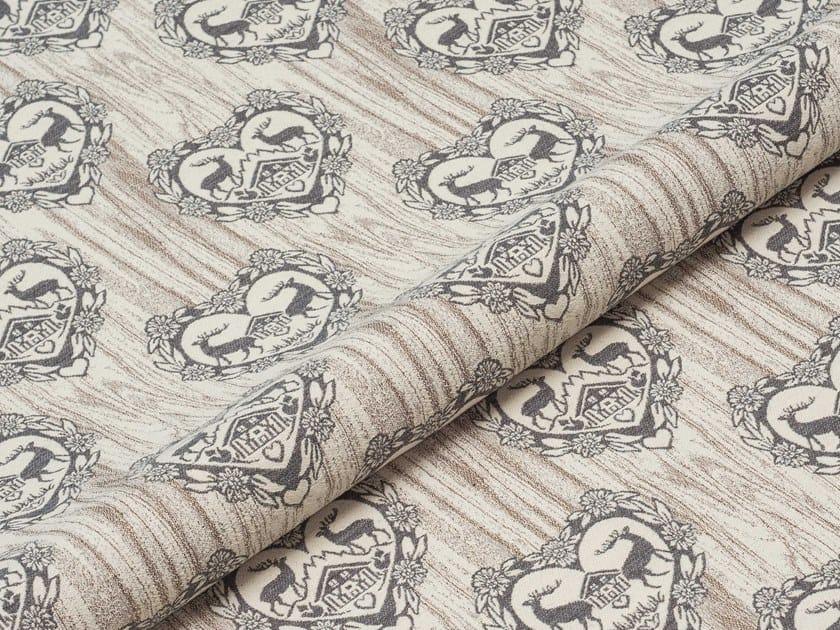 Fire retardant upholstery fabric STELVIO 16 by PRIMA