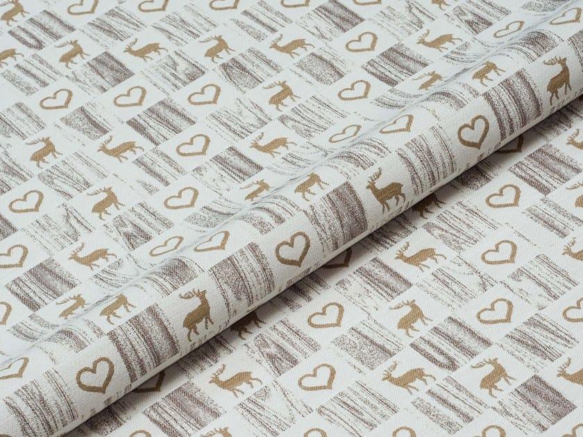 Fire retardant upholstery fabric STELVIO 17 by PRIMA