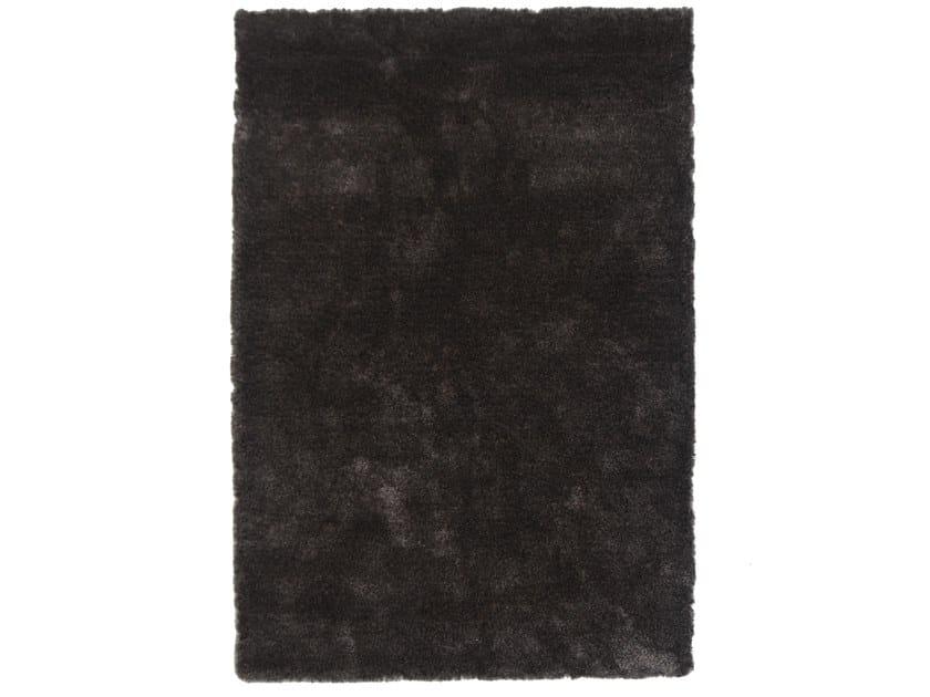 Handmade rectangular rug STEP HEDGEHOG by EBRU