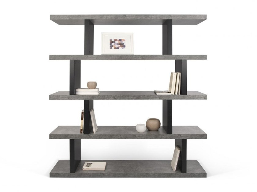 Open shelving unit STEP by TemaHome