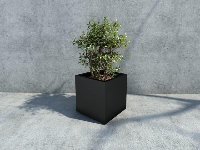 Iron Flower pot STILL 222 by SIT
