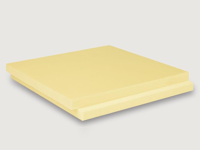 Polystyrene thermal insulation panel STIREN X SL 500 by Isolmar