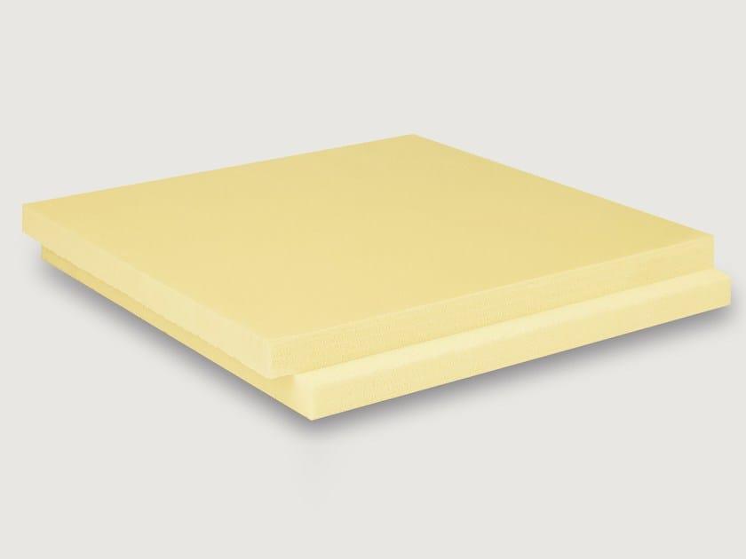 Polystyrene thermal insulation panel STIREN X SL by Isolmar