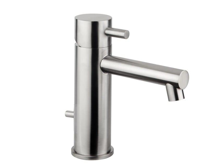1 hole stainless steel washbasin mixer STIRIANA 2201 by MINA