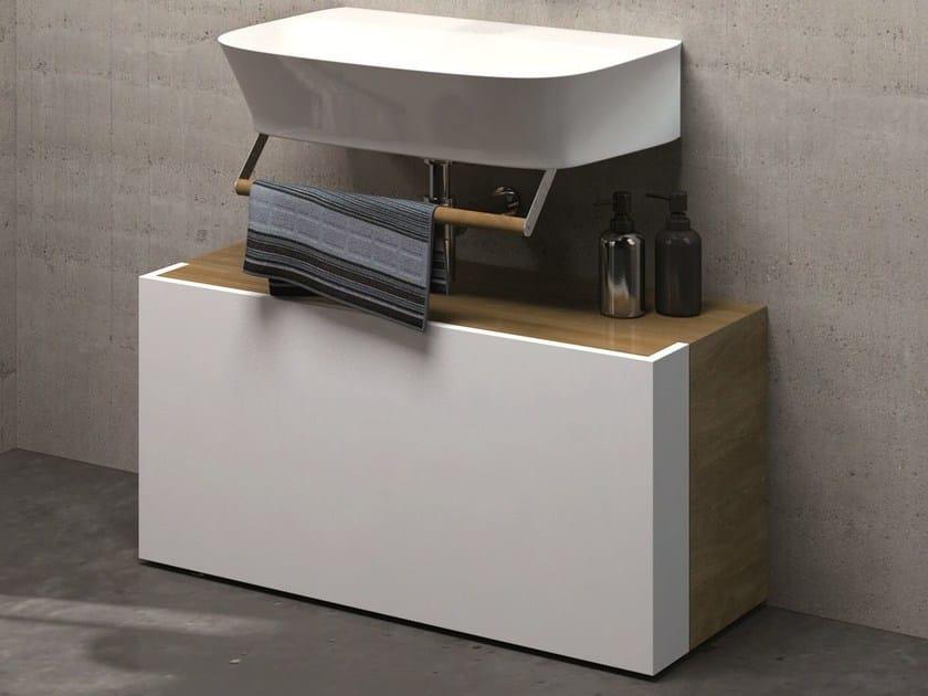 Vanity unit with drawers STIVA | Vanity unit by AZZURRA sanitari