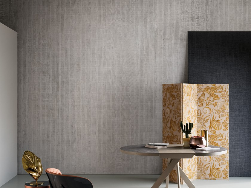 Digital printing nonwoven wallpaper STOCKHOLM by Tecnografica Italian Wallcoverings