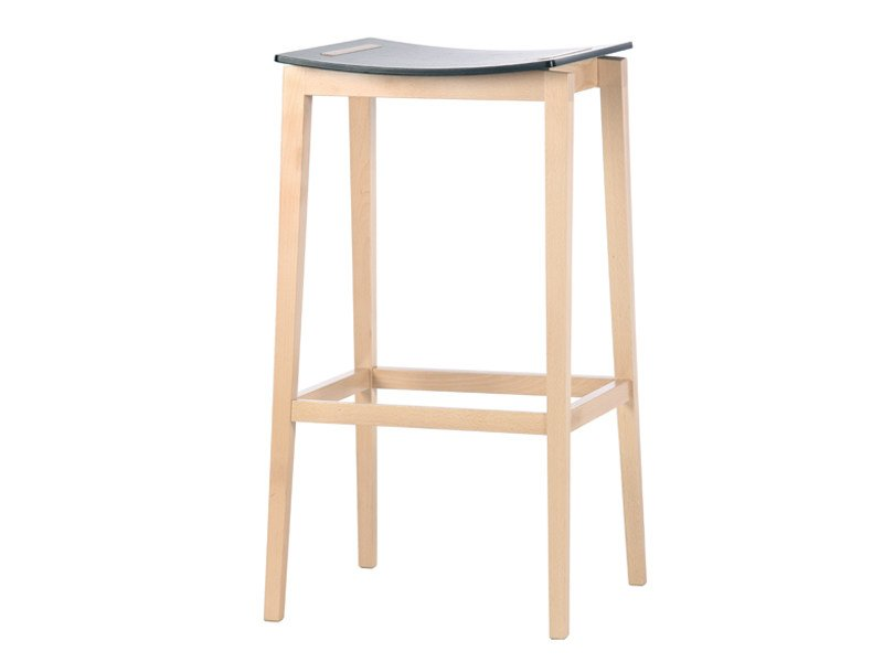 High stool STOCKHOLM | Stool by TON