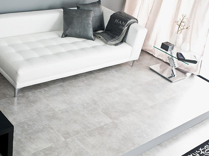 Wall/floor tiles STON-KER® - FACTORY by Porcelanosa