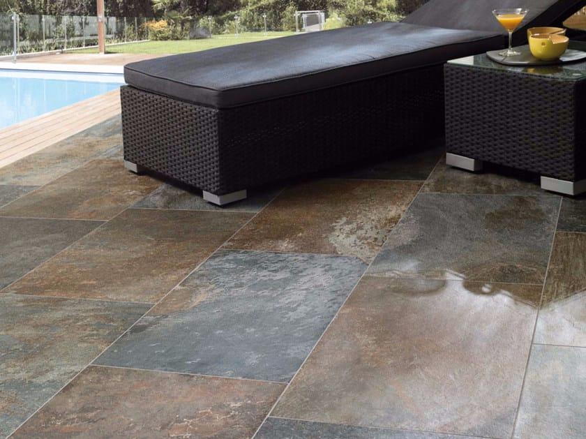 Wall/floor tiles STON-KER® - PEKIN by Porcelanosa