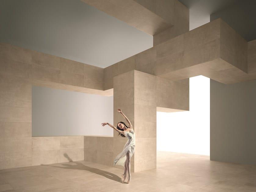 Indooroutdoor Porcelain Stoneware Wallfloor Tiles STONE BOX TEA - How many floor tiles come in a box