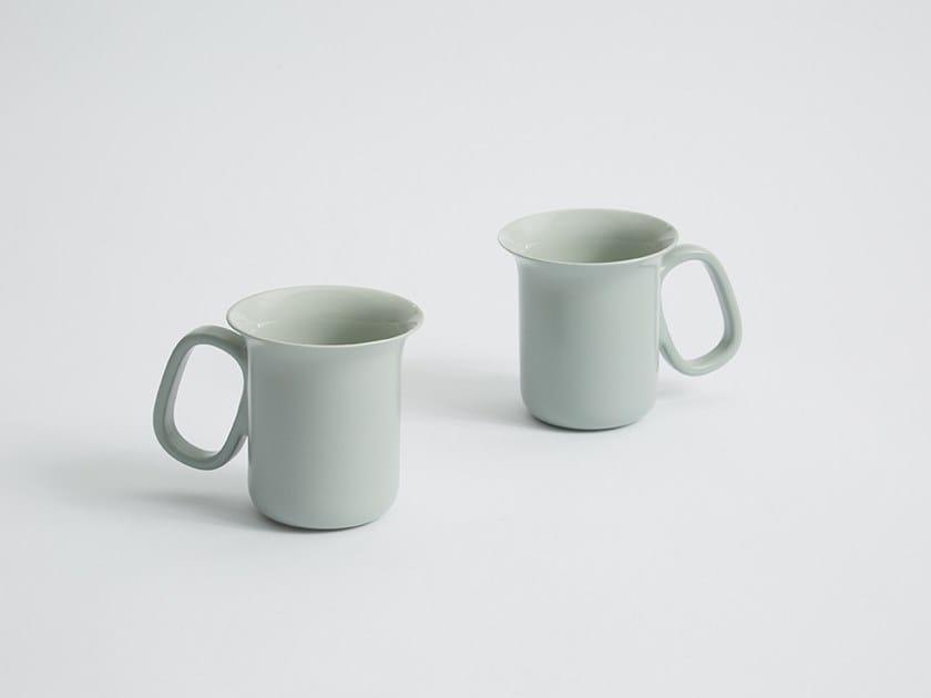 Porcelain mug STONE | Mug by ZENS Lifestyle