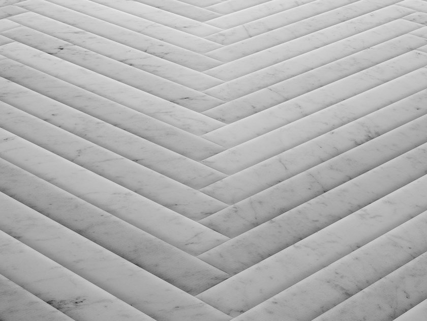 Pavimento in pietra naturale STONE PARQUET by Salvatori