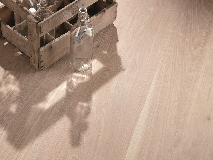 Oak parquet STONEWASHED OAK CORAL by BOEN