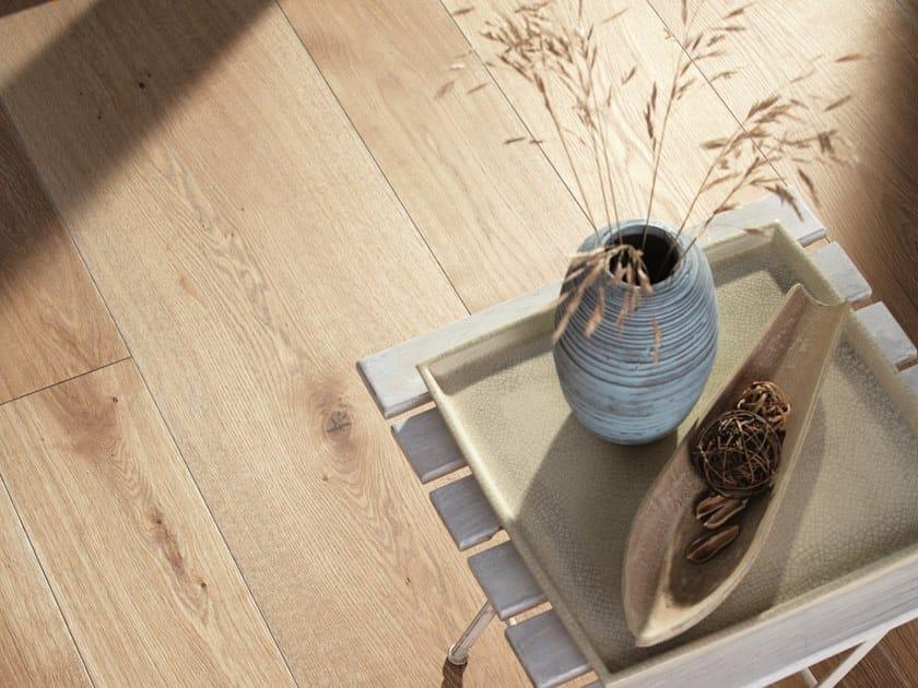Oak parquet STONEWASHED OAK OLD GREY by BOEN